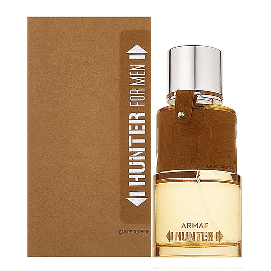 HUNTER FOR MEN EDT 100ML