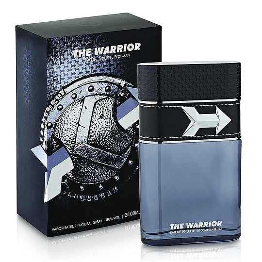 THE WARRIOR EDT 100ML