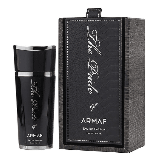 THE PRIDE OF ARMAF POUR HOMME EDP 100ML