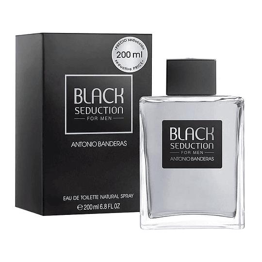 BLACK SEDUCTION EDT 200ML