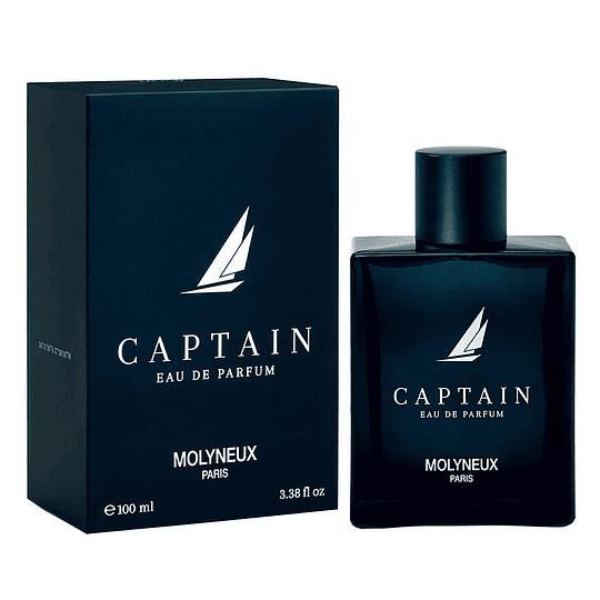 CAPTAIN EDP 100ML