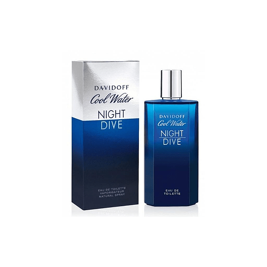 COOL WATER NIGHT DIVE HOMBRE EDT 125ML