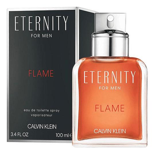 ETERNITY FOR MEN FLAME EDT 100ML