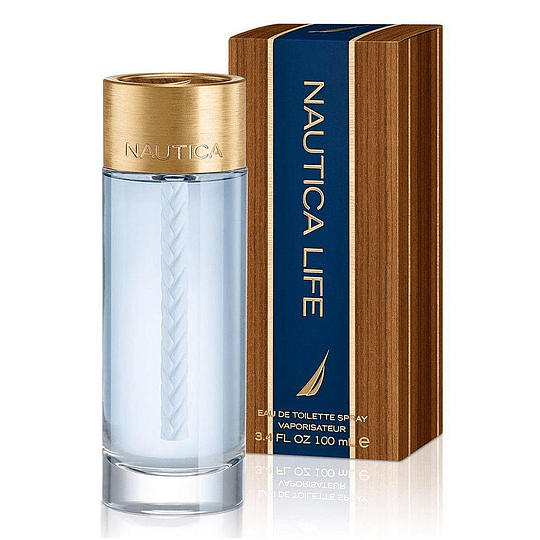 NAUTICA LIFE EDT 100ML