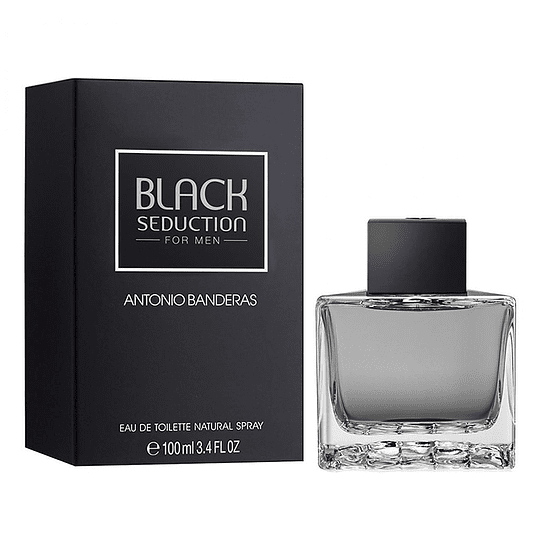 SEDUCTION IN BLACK EDT 100ML
