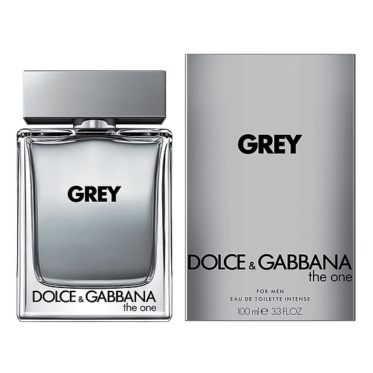 THE ONE GREY INTENSE EDT 100ML