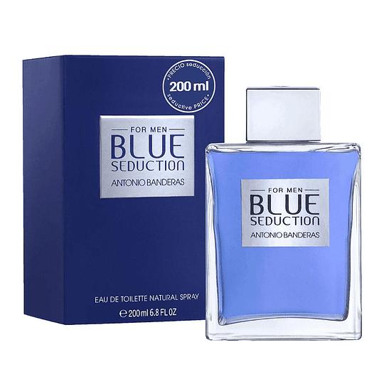 BLUE SEDUCTION HOMBRE EDT 200ML