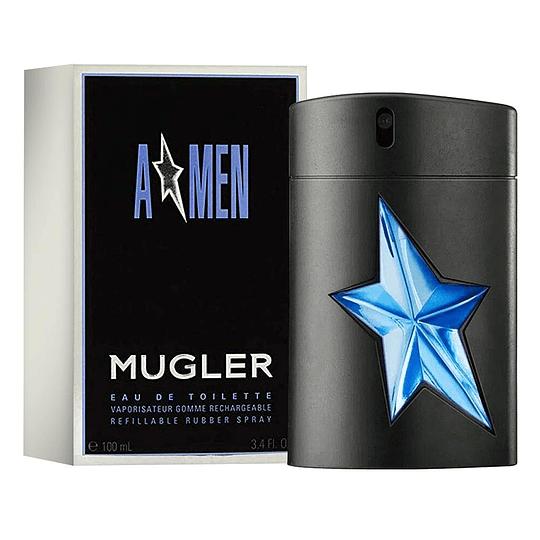 AMEN RUBBER RECARGABLE EDT 100ML