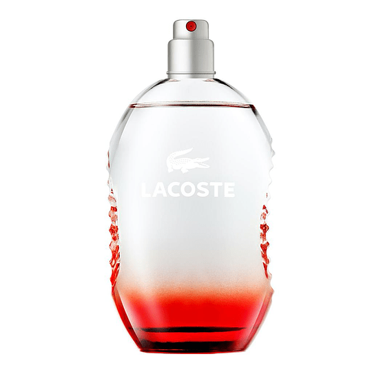 LACOSTE RED TESTER EDT 125ML