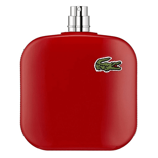 L.12.12 ROUGE ENERGETIC TESTER EDT 100ML
