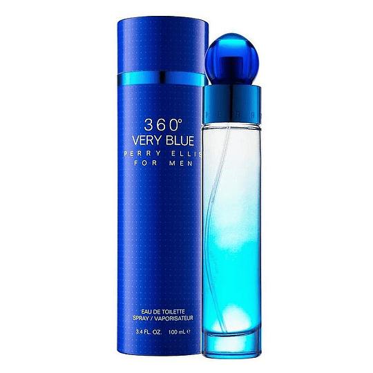 PERRY ELLIS 360 VERY BLUE EDT 100ML