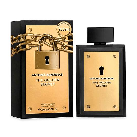 THE GOLDEN SECRET EDT 200ML