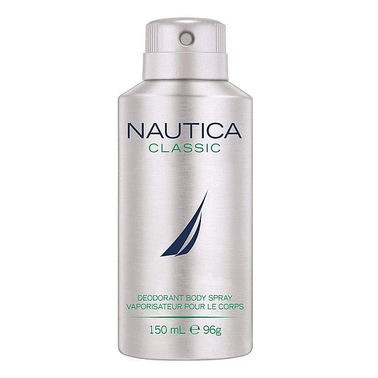 NAUTICA CLASSIC DESODORANTE 150ML