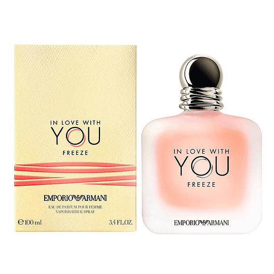 IN LOVE WITH YOU FREEZE EDP 100ML