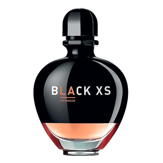 BLACK XS LOS ANGELES EDICION LIMITADA TESTER EDT 80ML