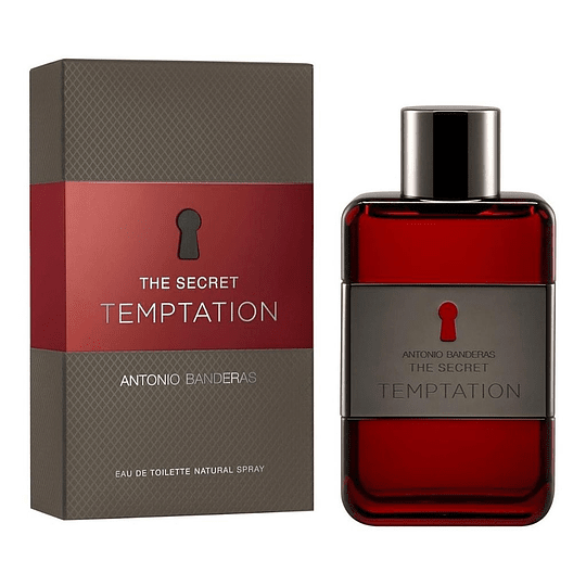 THE SECRET TEMPTATION EDT 200ML
