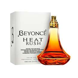 BEYONCE HEAT RUSH TESTER EDT 100ML