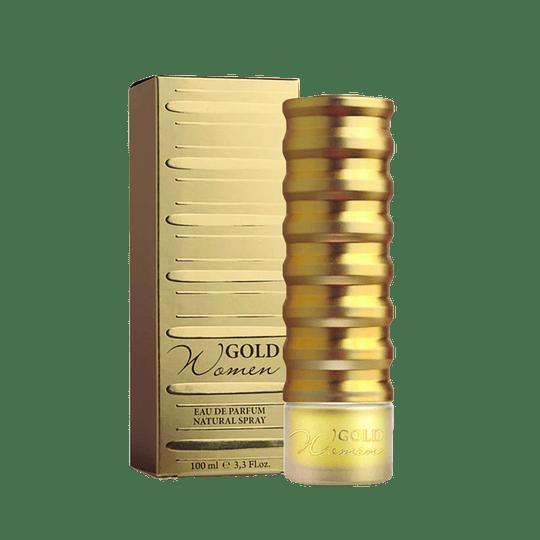 GOLD WOMEN EDP 100ML