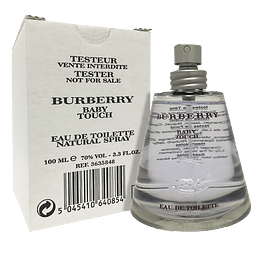 BURBERRY BABY TOUCH TESTER EDT 100ML