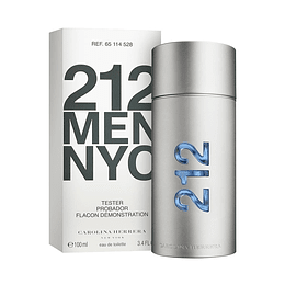 212 MEN NYC TESTER EDT 100ML