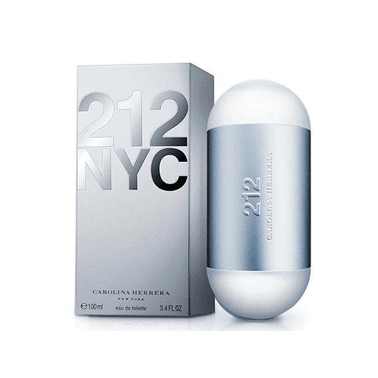 212 NYC MUJER EDT 100ML