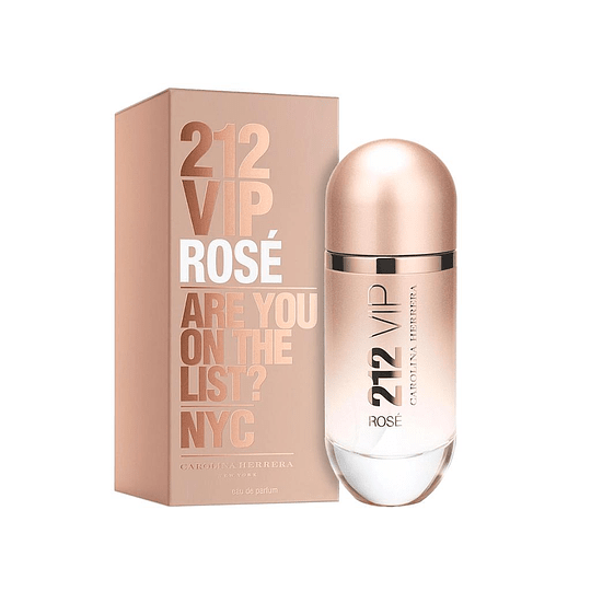212 VIP ROSE EDP 80ML