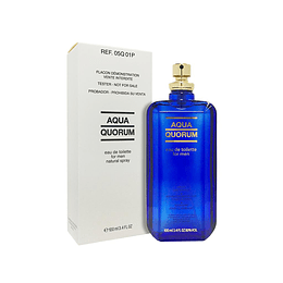 AQUA QUORUM TESTER EDT 100ML