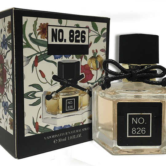 NO. 826 EDP 30ML