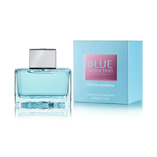 BLUE SEDUCTION EDT 80ML