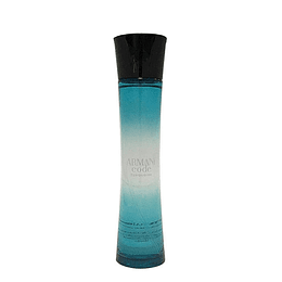 ARMANI CODE TURQUOISE EAU FRAICHE MUJER TESTER EDT 75ML