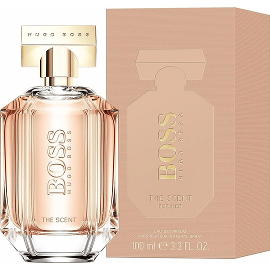 BOSS THE SCENT FOR HER EDP 100ML