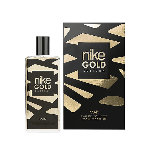 NIKE GOLD EDITION MAN EDT 200ML