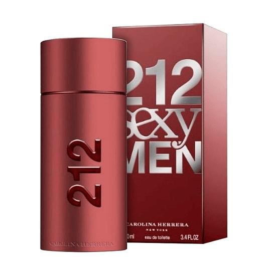 212 SEXY MEN EDT 100ML