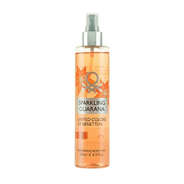 SPARKLING GUARANA BODY MIST 250ML
