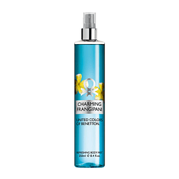 CHARMING FRANGIPAN BODY MIST 250ML