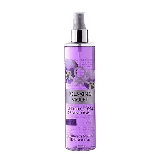 RELAXING VIOLET BODY MIST 250ML