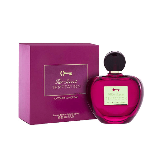 HER SECRET TEMPTATION EDT 80ML