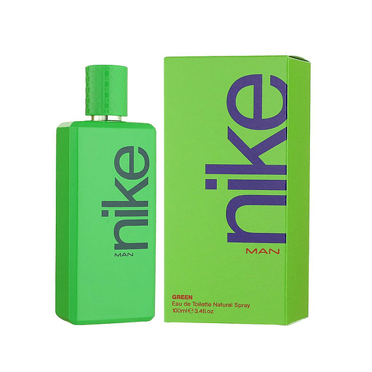 NIKE MAN GREEN EDT 100ML