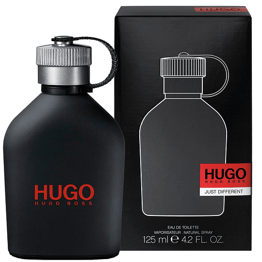 JUST DIFFERENT HOMBRE EDT 125ML