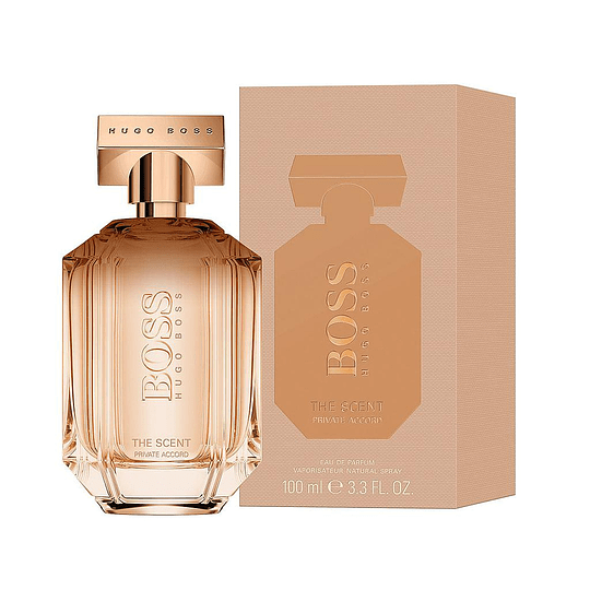 THE SCENT PRIVATE ACCORD MUJER EDP 100ML