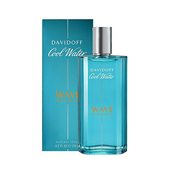 COOL WATER WAVE EDT 125ML