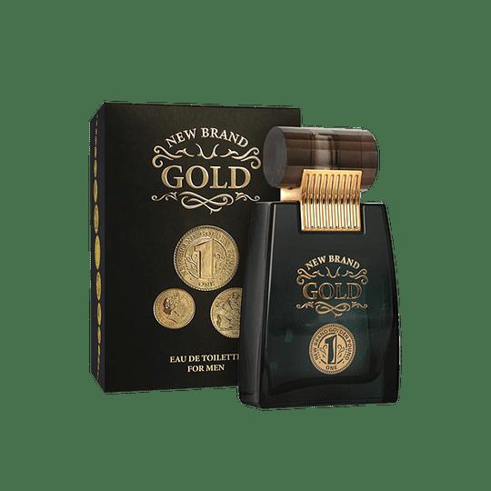 GOLD HOMBRE EDT 100ML