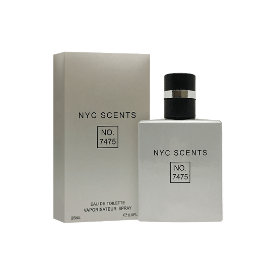 NYC SCENTS NO.7475 EDT 25ML