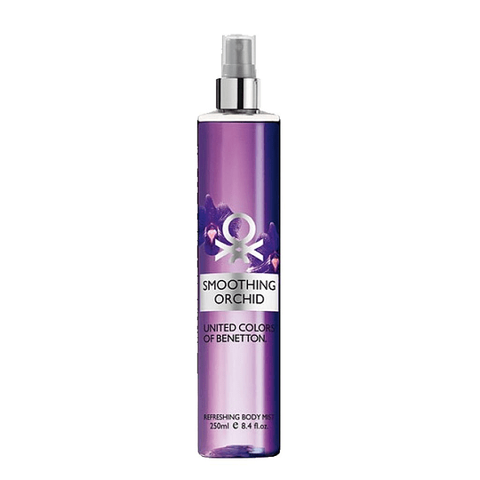 SMOOTHING ORCHID BODY MIST 250ML