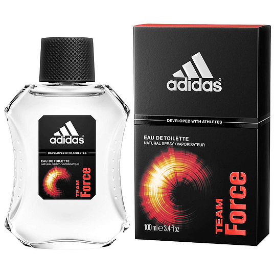 TEAM FORCE EDT 100ML