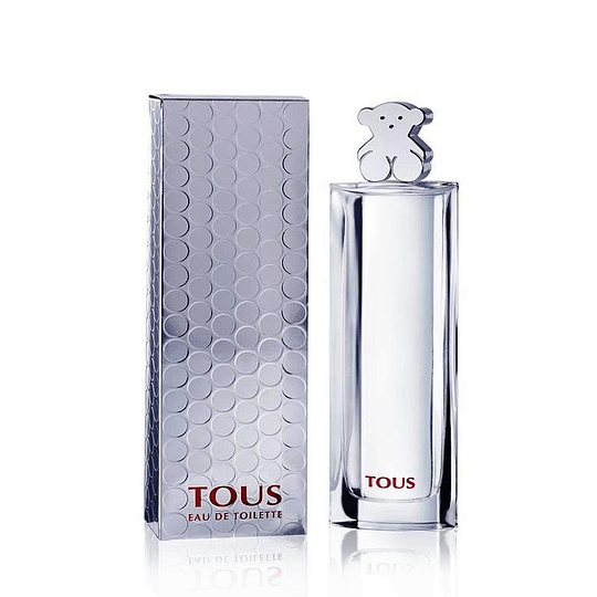 TOUS SILVER MUJER EDT 90ML
