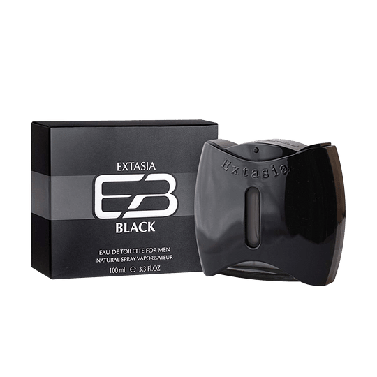 EXTASIA BLACK EDT 100ML