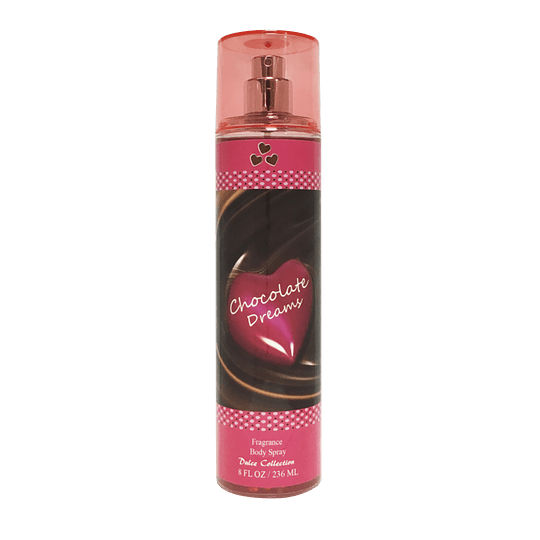 CHOCOLATE DREAMS BODY MIST 240ML