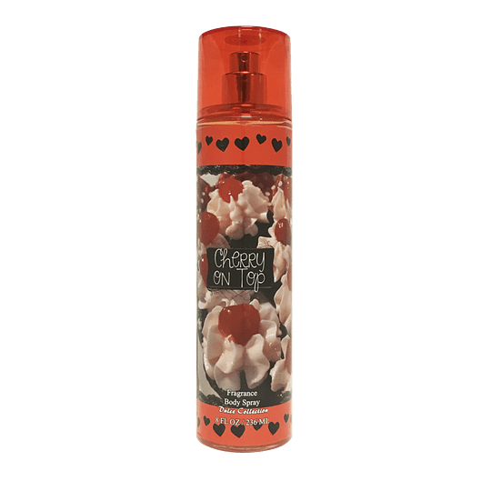 CHERRY ON TOP BODY MIST 240ML