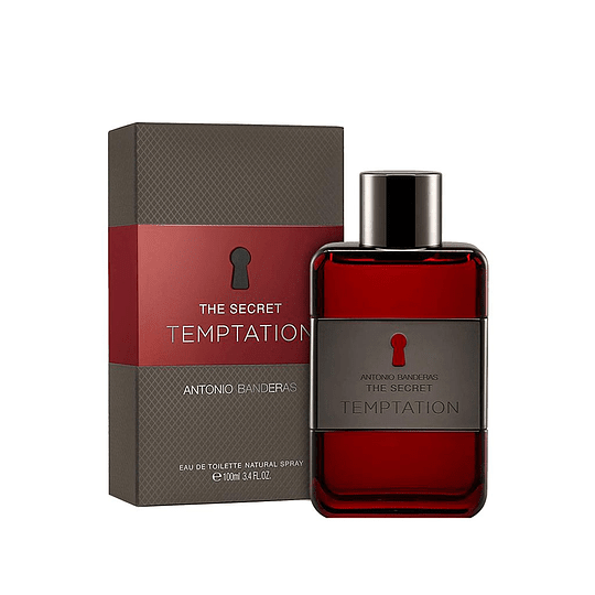 THE SECRET TEMPTATION EDT 100ML
